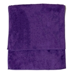 Purple Ultra Absorbent Hand Towel